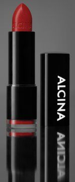 ALCINA Shiny Lipstick Scarlet 010   1 Stück