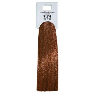ALCINA Color Creme Haarfarbe  60ml  7.74 mittelblond-braun-kupfer