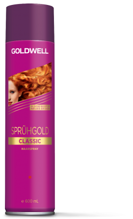 GOLDWELL Sprühgold Classic Haarspray  600ml