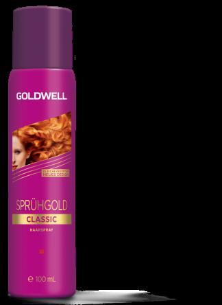 Goldwell Sprühgold Classic  Haarspray 100ml