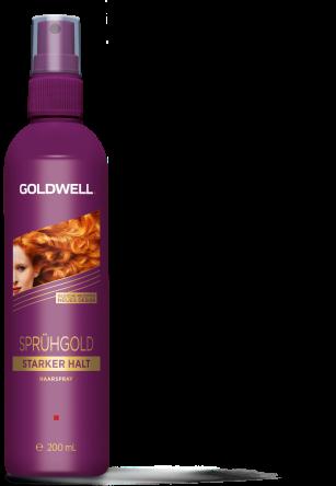 Goldwell Sprühgold starker Halt 200ml Pumpspray