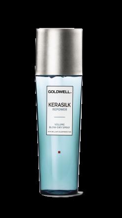 GOLDWELL Kerasilk Repower Volumen Föhn Spray 125ml