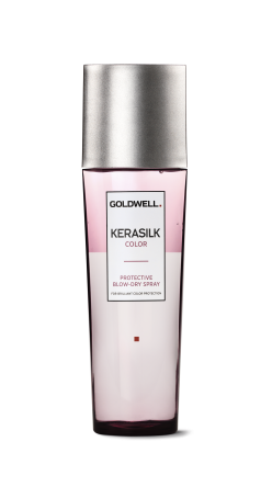 GOLDWELL Kerasilk  Color Schützendes Föhn Spray 125ml