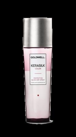 GOLDWELL Kerasilk  Color Schützendes Föhn Spray 125ml