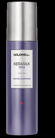 GOLDWELL Kerasilk Style kräftigendes Volumen Mousse 150ml