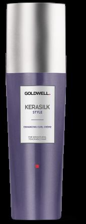 GOLDWELL Kerasilk Style definierende Locken Creme 75ml