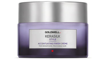 GOLDWELL Kerasilk Style veredelnde Finish Creme 50ml