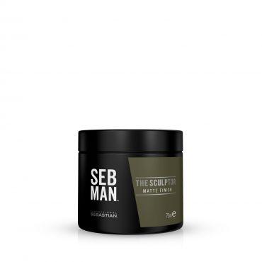 SEB MAN The Sculptor matte Paste mit langanhaltendem Halt 75ML