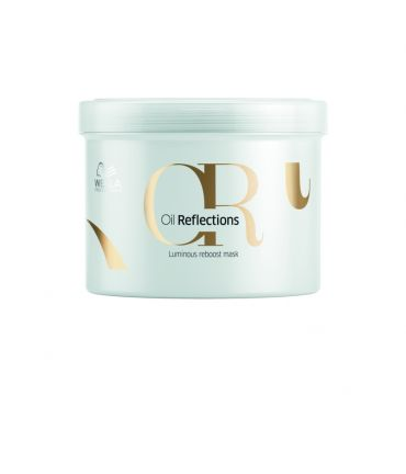 WELLA Oil Reflections stärkende Maske 500ml