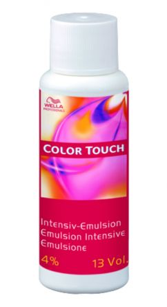 Wella Color Touch Emulsion 4%  60ml