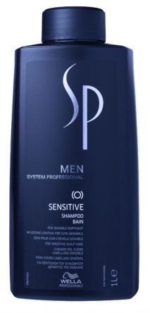 WELLA System Professional Men Sensitive Shampoo 1000ml