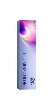 Wella Illumina Color 60ml    6/76  dunkelblond braun-violett