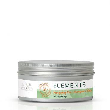 Wella Elements Purifying Pre Shampoo Clay 225ml