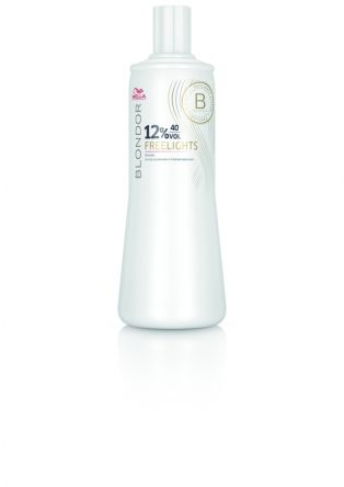 WELLA Blondor Freelights Oxidationsmittel 12%  1 Liter
