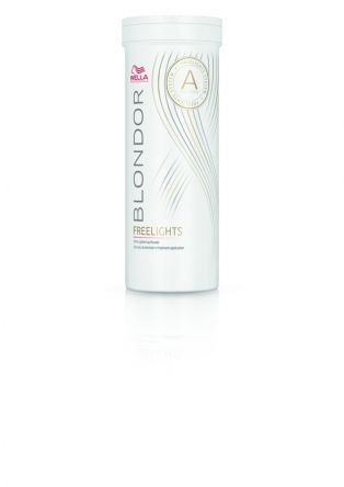 Wella Blondor Freelights weißes Blondierpulver  400gr