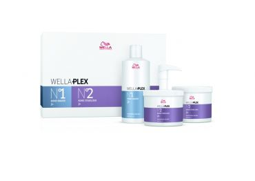 WELLA WellaPlex Salon Kit 1x 500ml N°1 + 2x 500ml N°2   1 Stück
