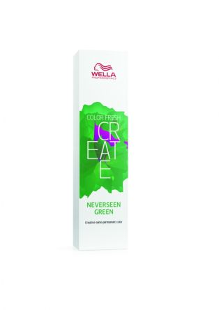 WELLA Color Fresh Create 60ml  NEVERSEEN GREEN