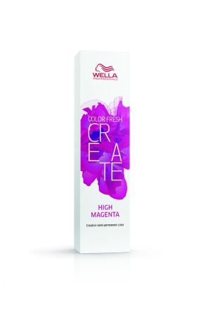 WELLA Color Fresh Create 60ml  HIGH MAGENTA