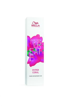 WELLA Color Fresh Create 60ml  HYPER CORAL
