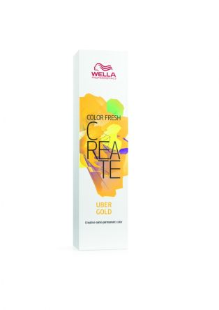 WELLA Color Fresh Create 60ml  UBER GOLD