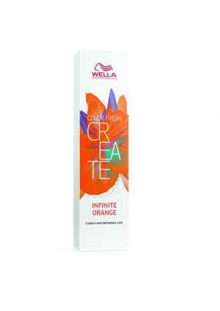 WELLA Color Fresh Create 60ml  INFINITE ORANGE