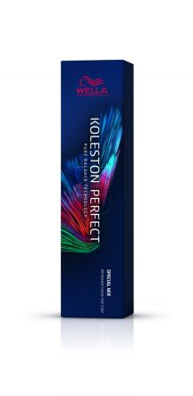 Wella Koleston Perfect 60ml 0/28 matt blau