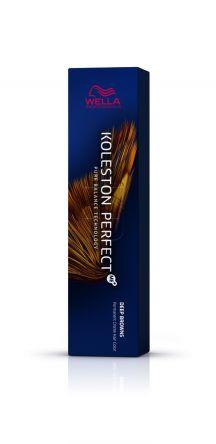 Wella Koleston Perfect 60ml 5/75 hellbraun braun mahagoni