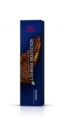 Wella Koleston Perfect 60ml 6/75 dunkelblond braun mahagoni