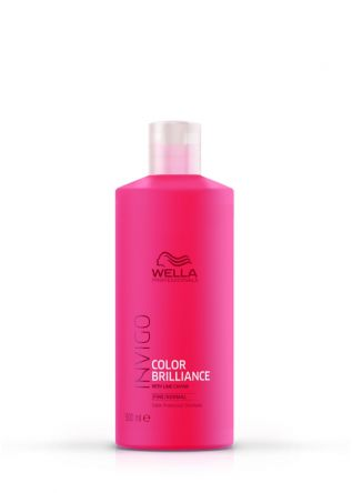 Wella Invigo Color Brilliance Shampoo feines/normales Haar 500ml