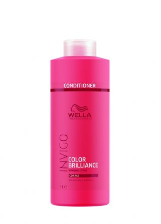 Wella Invigo Color Brilliance Conditioner für dickes Haar 1000ml