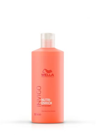 Wella Invigo Nutri Enrich Shampoo 500ml