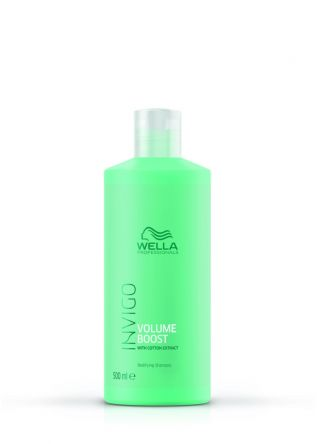 Wella Invigo Volume Boost Shampoo 500ml