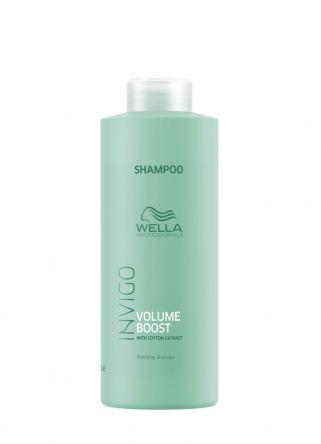Wella Invigo Volume Boost Shampoo 1000ml