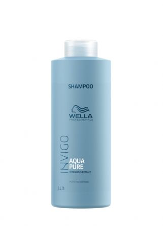 Wella Invigo Balance Aqua Pure Shampoo 1000ml