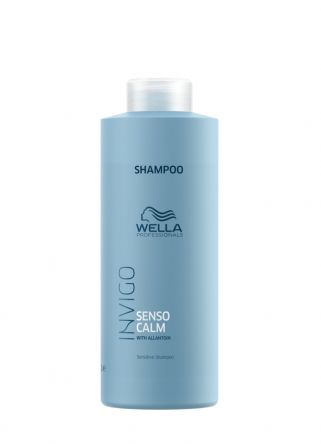 Wella Invigo Balance Senso Calm Shampoo 1000ml