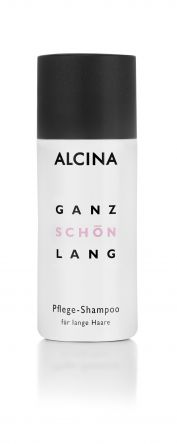 Alcina ganz schön lang Pflege Shampoo 50ml