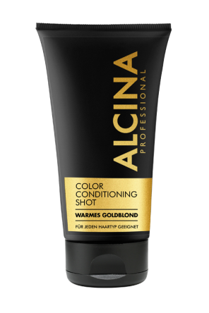 ALCINA Color Conditioning Shot Gold 150ml