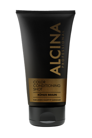 ALCINA Color Conditioning Shot Kühles Braun 150ml