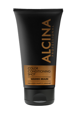 ALCINA Color Conditioning Shot Warmes Braun 150ml