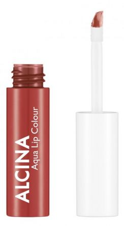 Alcina Aqua Lip Colour water red