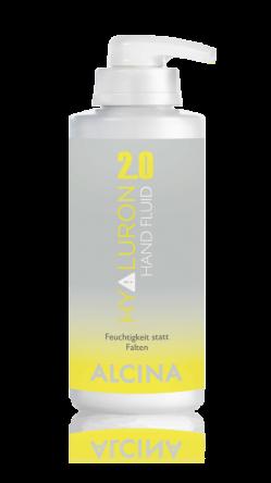 Alcina Hyaluron Hand Fluid 500ml