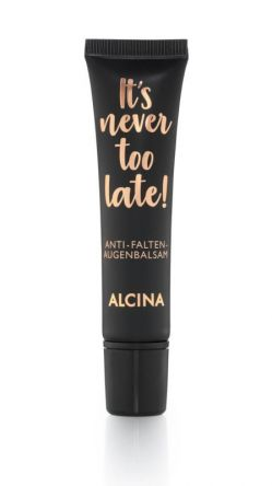 ALCINA It's never too late Augenbalsam 15ml