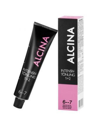 ALCINA Intensiv Tönung 60ml 6--7 Booster mittel