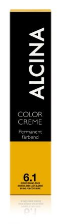 ALCINA Color Creme Haarfarbe  60ml  6.1 dunkelblond-asch