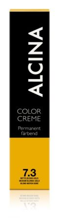 ALCINA Color Creme Haarfarbe  60ml  7.3 mittelblond-gold