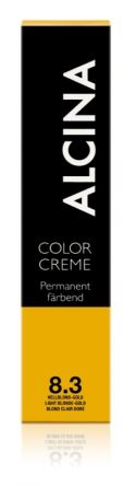 ALCINA Color Creme Haarfarbe  60ml  8.3 hellblond-gold