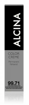 ALCINA Color Creme Haarfarbe  60ml  99.71 lichtblond intensiv-natur