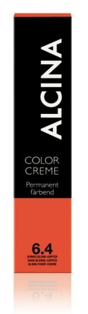 ALCINA Color Creme Haarfarbe  60ml  6.4 dunkelblond-kupfer