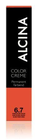 ALCINA Color Creme Haarfarbe  60ml  6.7 dunkelblond-braun