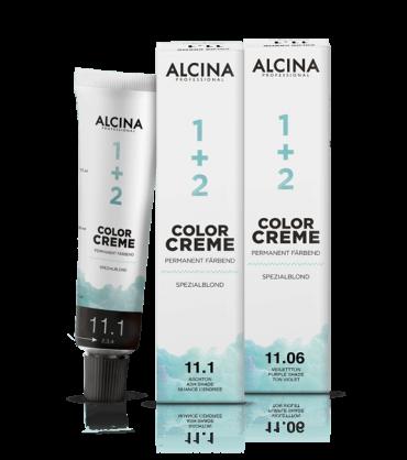 ALCINA Color Creme Haarfarbe  60ml 11.34 gold-kupfer-ton